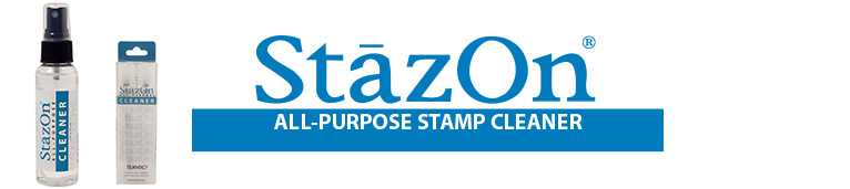StazOn All-Purpose Stamp Cleaner