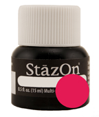 StazOn Wide Mouth Bottle