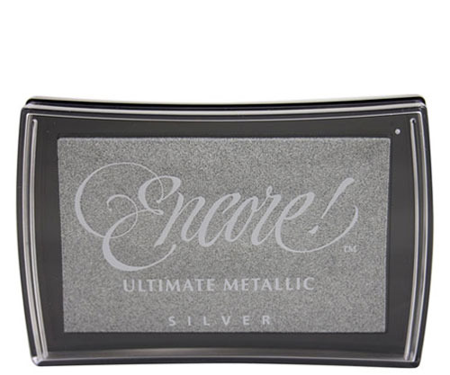 Encore! Ultimate Metallic<br>full-size inkpad