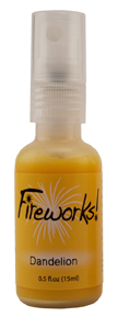 Fireworks! Craft Spray