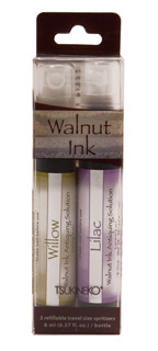 Walnut Ink Spritzer 2 pack