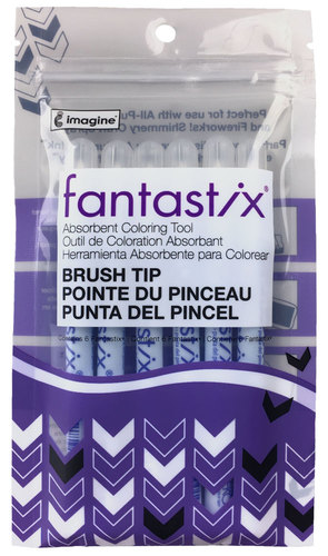 Fantastix<br>Brush Tip<br>6 piece pack