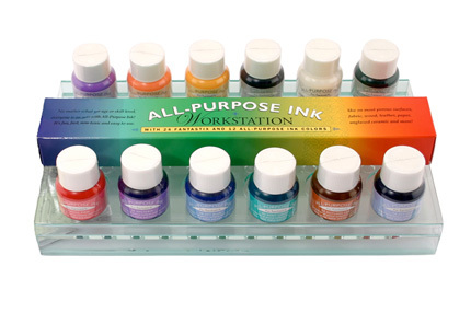 All-Purpose Ink Workstation 12 Pc