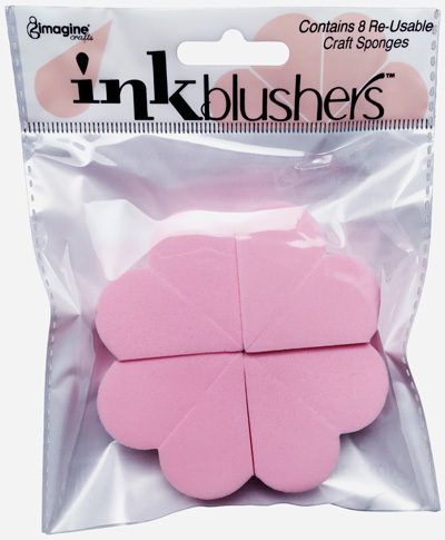 InkBlushers<br>8 piece pack
