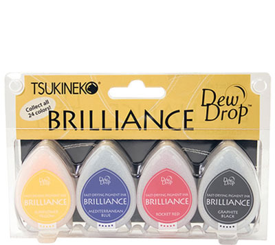 Brilliance Dew Drop 4 Packs