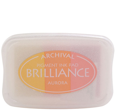 Brilliance Tri-Color Inkpads