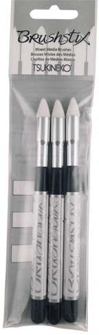 #2 Brushstix<br>Brush Tip<br>3 piece pack