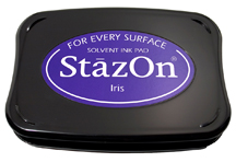 StazOn full-size inkpad