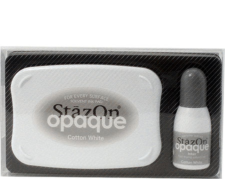 StazOn Opaque Kit