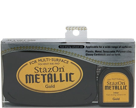 StazOn Metallic