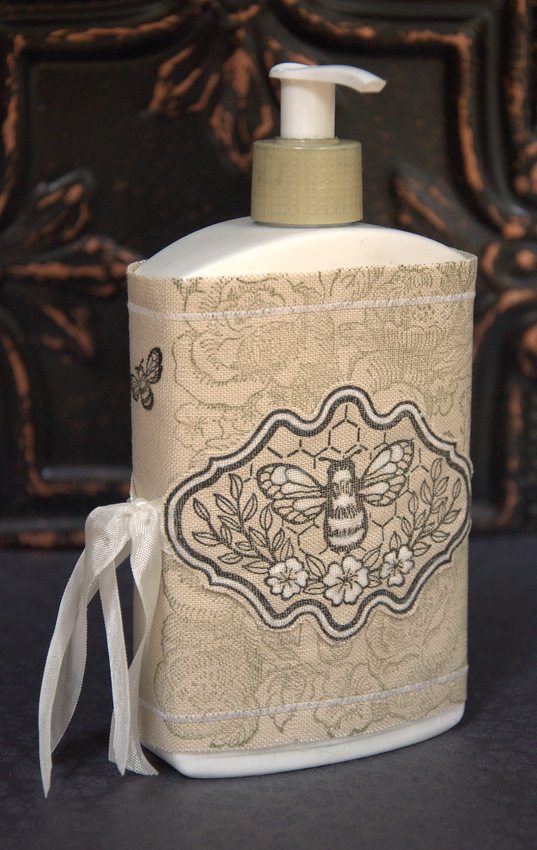 Memento Luxe for Creating Bottle Covers