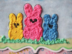 Hanging With My 'PEEPS' Easter Craft