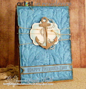 Nautical Father's Day with Creative Medium