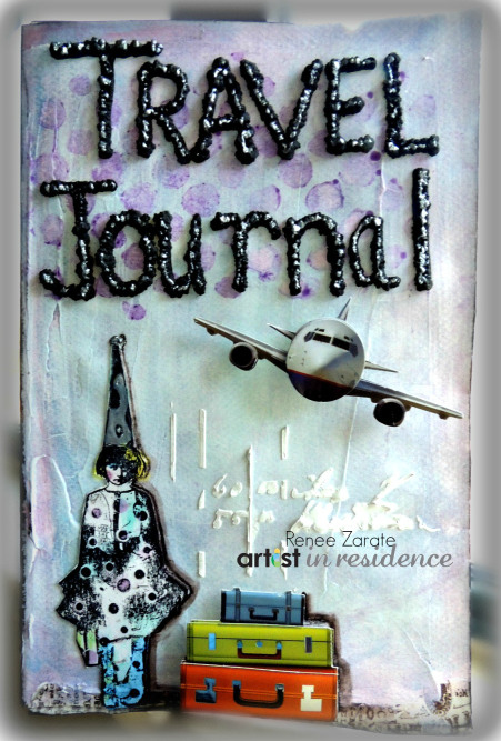 Create Your Own Summer Travel Journal