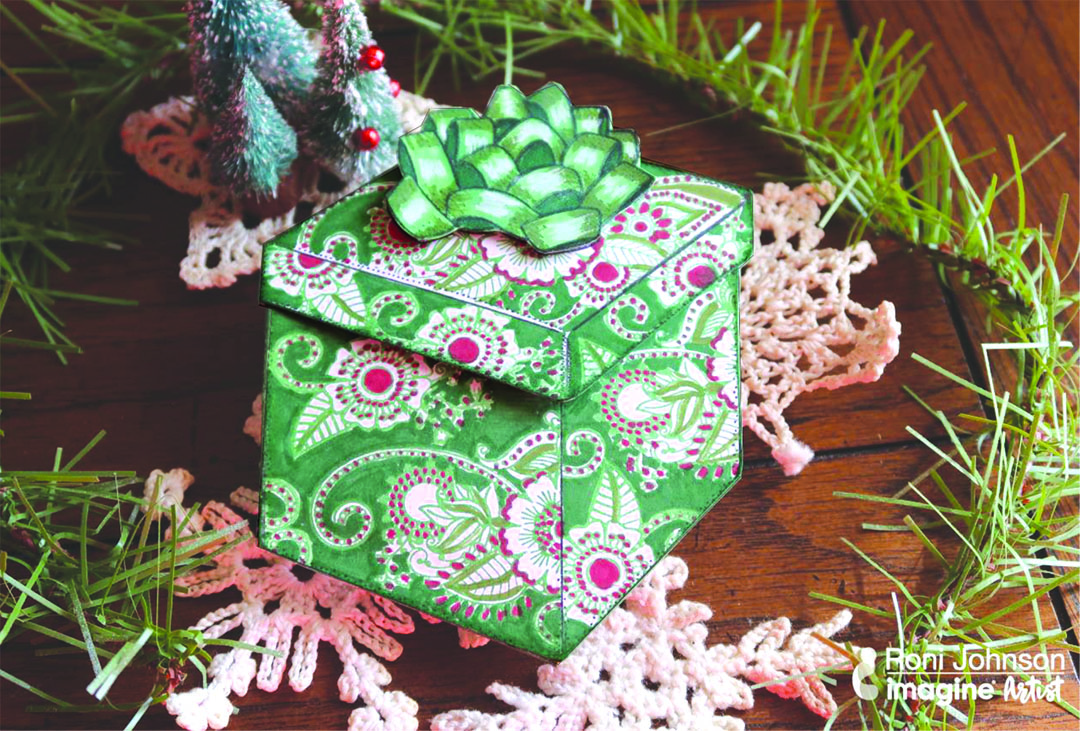 Make a Nifty Gift Card Holder for Holiday Gift Giving